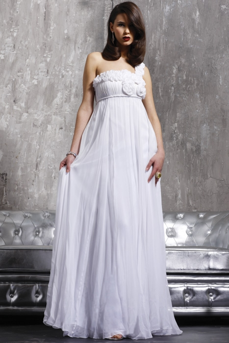 Summer dresses collection long white summer dresses for Summer dresses for weddings