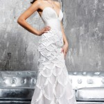 Scaled Summer Wedding Dress 2010