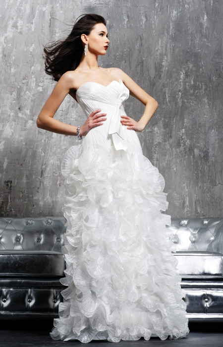 Trendy Summer Wedding Dresses 2010/2011