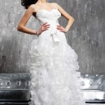 Summer Wedding Dress by Jovani 2010