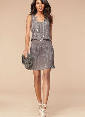 Grey Summer Dresses | Summer Dresses 2017
