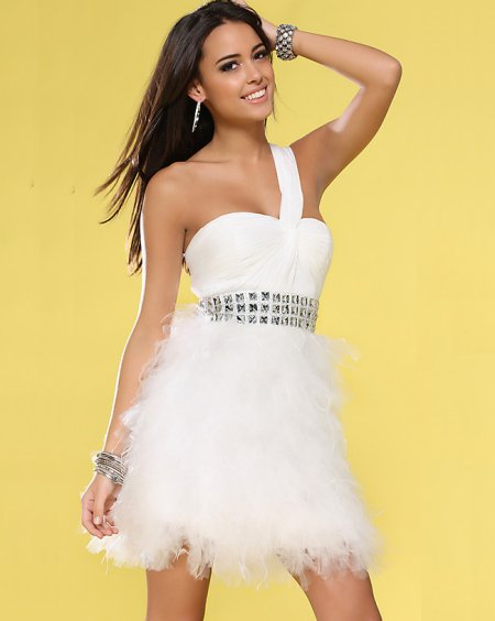 short summer wedding dress 2011