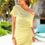 Cute Yellow Summer Dresses 2013