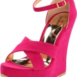 Hot Pink Summer Shoes 2013