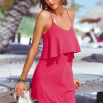 Cute Pink Summer Day Dresses 2013