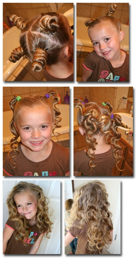 easy way to curl your hair for summer 2014