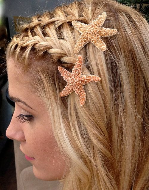summer hair with braids 2013