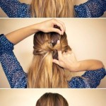 Summer Half Updo 2014 With Bow