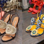 Manolo Blahnik 2014 Summer Shoe Collection