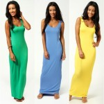 Beautiful Maxi Summer Dresses 2014