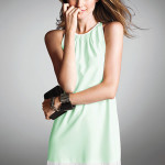 Pale Green Summer Dresses 2014