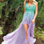 Beautiful Ombre Summer Maxi Dresses 2014