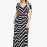 Long Plus Size Maxi Summer Dresses 2014