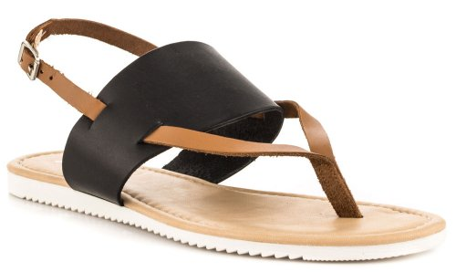 casual black-brown summer sandals 2014 by Aldo