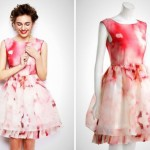 Beautiful Short Watercolor Summer Dresses 2015