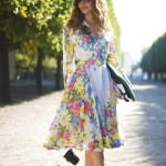 Gorgeous Floral Summer Dresses 2015