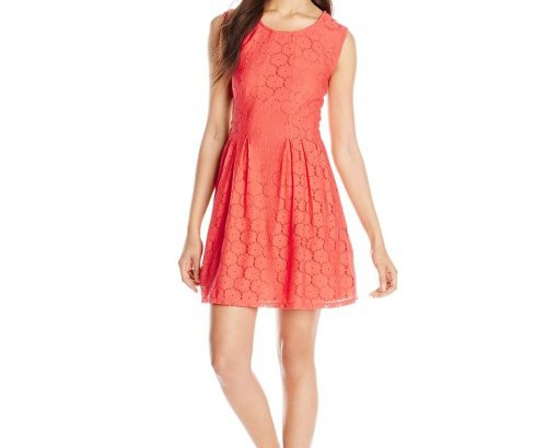 cheap orange summer dress for juniors Speechless