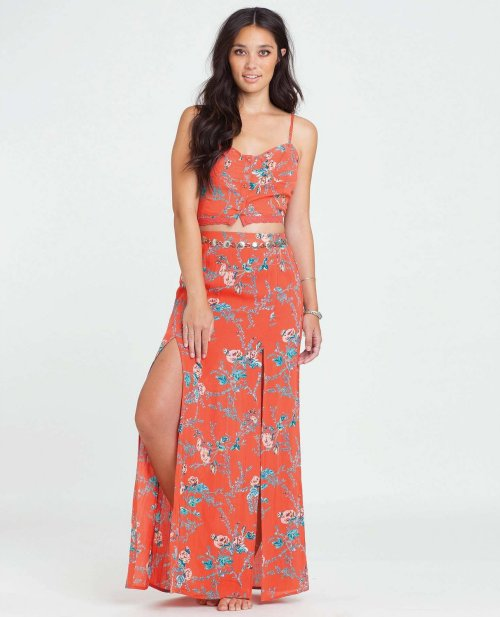 two-piece-coral-prairie-boho-summer-floral-dress-Billabong