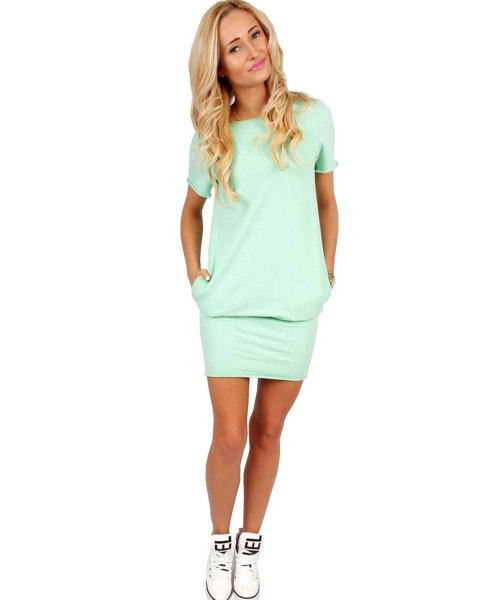 Short Sleeve Summer Dresses Photo Album - Reikian
