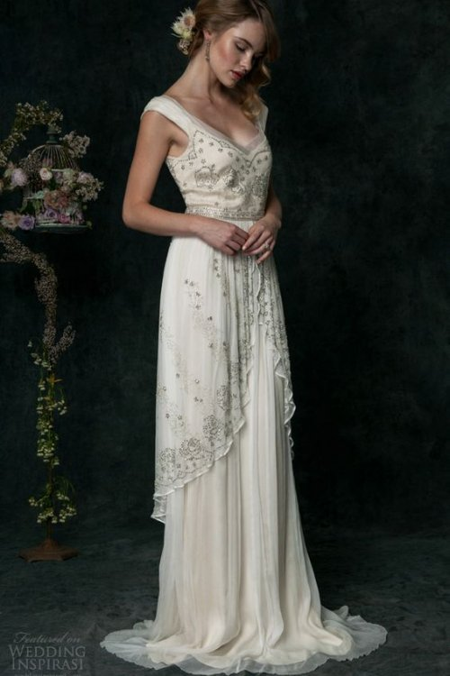 18 Romantic Bomemian Chic Summer Wedding Dresses For The ...