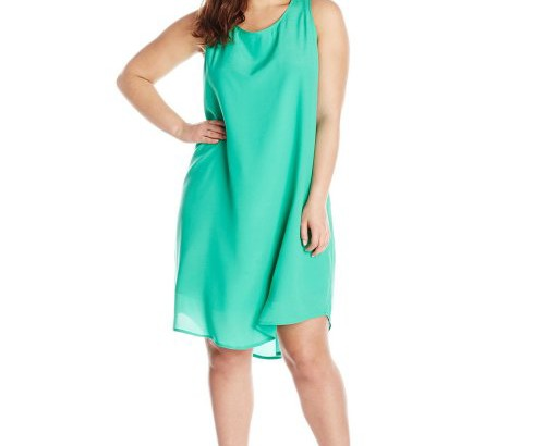 short casual cheap plus size mint sundress BB Dakota Selena