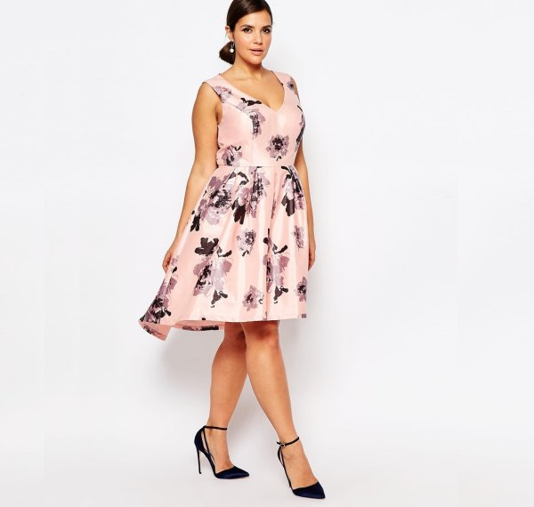 Traditional Plus Size Sundresses