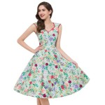 8 Cute & Inexpensive Vintage Summer Dresses by Grace Karin