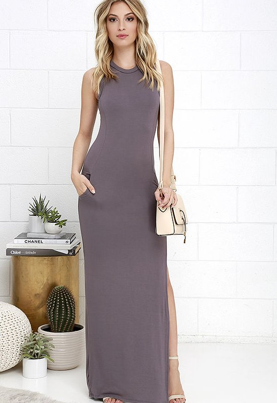 11 Awesome Long Summer Dresses For The Evening