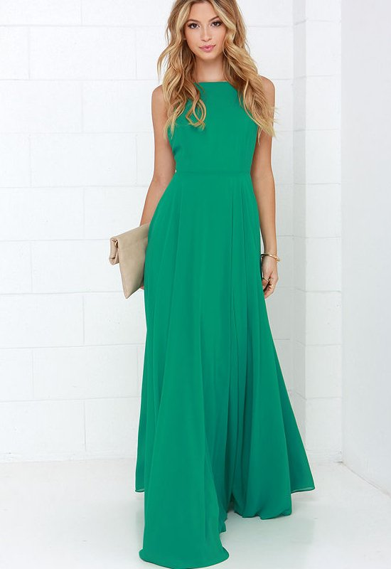 Images of Long Maxi Summer Dresses - Reikian
