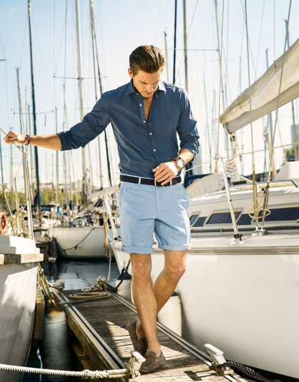 Men S Summer Fashion Outfit Ideas 2014