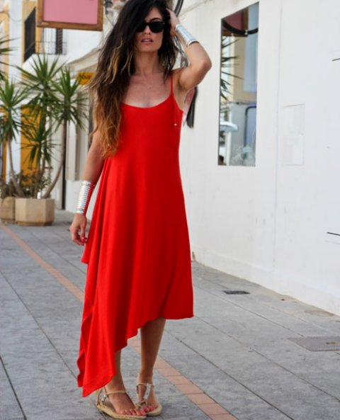 Short Flowy Dresses