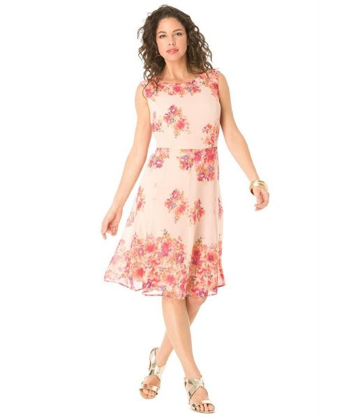 62320b743265 7 Cheap Sundresses for Plus Size Girls You Will Love