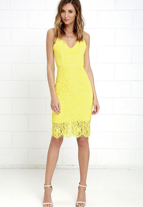 8acdaaa05d2fd Cute Cocktail Summer Dresses to Die For